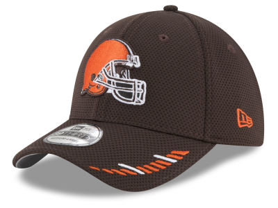 Cleveland Browns New Era NFL Team Hashmark 39THIRTY Cap