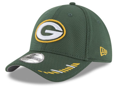 Green Bay Packers New Era NFL Team Hashmark 39THIRTY Cap