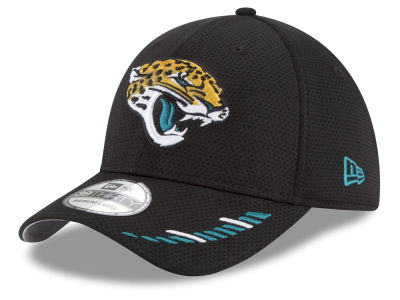 Jacksonville Jaguars New Era NFL Team Hashmark 39THIRTY Cap