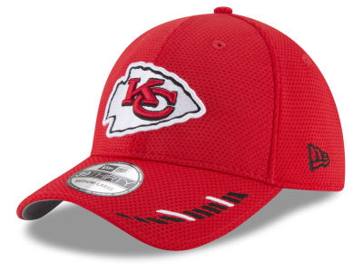 Kansas City Chiefs New Era NFL Team Hashmark 39THIRTY Cap