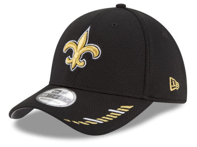 New Orleans Saints New Era NFL Team Hashmark 39THIRTY Cap