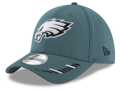 Philadelphia Eagles New Era NFL Team Hashmark 39THIRTY Cap