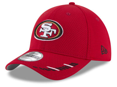 San Francisco 49ers New Era NFL Team Hashmark 39THIRTY Cap