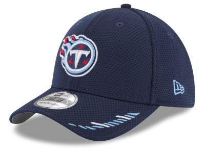 Tennessee Titans New Era NFL Team Hashmark 39THIRTY Cap