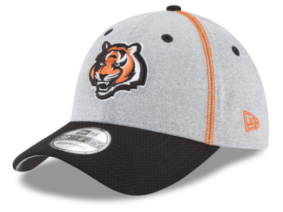 Cincinnati Bengals New Era NFL Gray Stitch 39THIRTY Cap