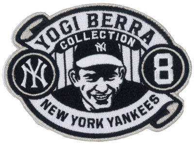 New York Yankees MLB Sleeve Patch