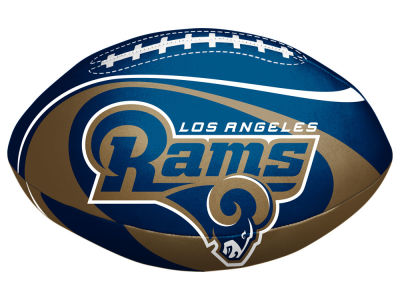 St. Louis Rams Softee Goaline Football 8inch