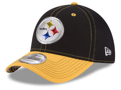 Pittsburgh Steelers New Era NFL Kickoff Neo 39THIRTY Cap