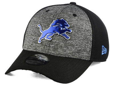 Detroit Lions New Era NFL Kickoff Neo Shadow Tech 39THIRTY Cap