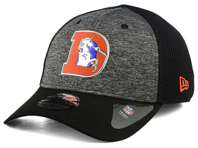 Denver Broncos New Era NFL Kickoff Neo Shadow Tech 39THIRTY Cap