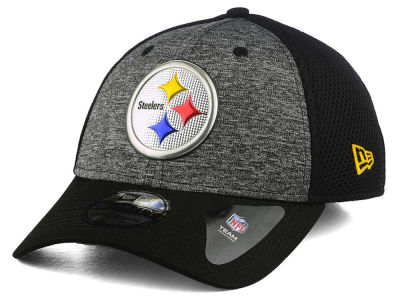 Pittsburgh Steelers New Era NFL Kickoff Neo Shadow Tech 39THIRTY Cap