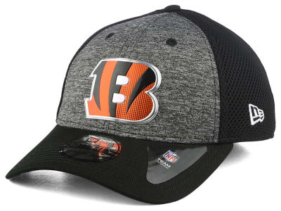 Cincinnati Bengals New Era NFL Kickoff Neo Shadow Tech 39THIRTY Cap