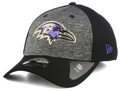 Baltimore Ravens New Era NFL Kickoff Neo Shadow Tech 39THIRTY Cap