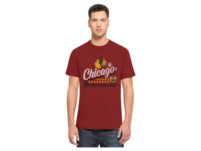 Chicago Blackhawks '47 NHL Men's Expansion Scrum T-Shirt
