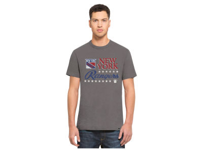 New York Rangers '47 NHL Men's Expansion Scrum T-Shirt
