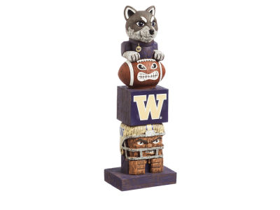 Washington Huskies Tiki Totem