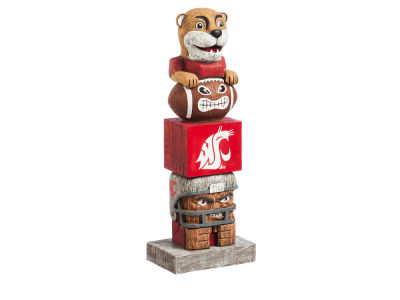 Washington State Cougars Tiki Totem