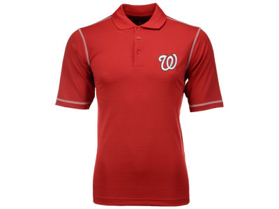 Washington Nationals MLB Men's Icon Polo