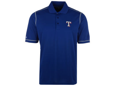 Texas Rangers MLB Men's Icon Polo