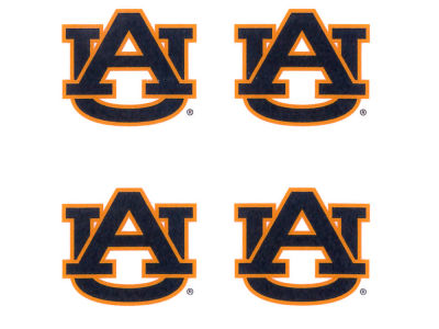 Auburn Tigers Waterless Game Face Tattoo