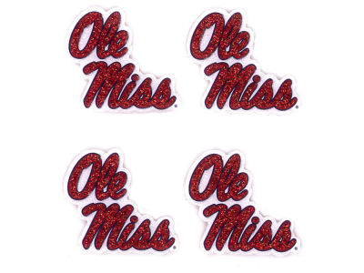 Ole Miss Rebels Fandazzlerz Face Tattoos