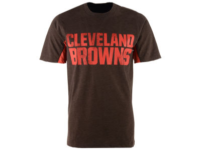 Cleveland Browns GIII NFL Men's Hands High Home Game Fashion T-Shirt