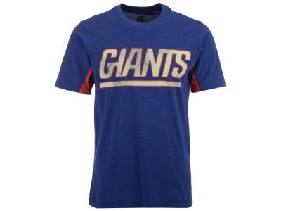 New York Giants G-III Sports NFL Men's Hands High Home Game Fashion T-Shirt
