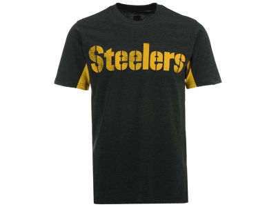 Pittsburgh Steelers GIII NFL Men's Hands High Home Game Fashion T-Shirt