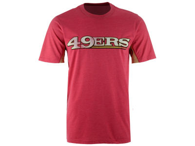San Francisco 49ers GIII NFL Men's Hands High Home Game Fashion T-Shirt