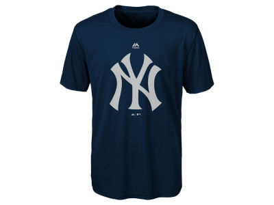 New York Yankees MLB Youth Cool Base Reflective T-Shirt