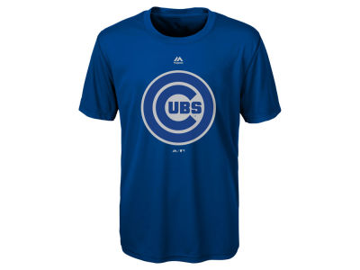 Chicago Cubs MLB Youth Cool Base Reflective T-Shirt