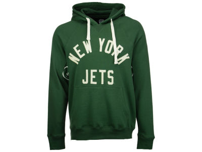 New York Jets GIII NFL Men's Hands High Motion Pull Over Hoodie
