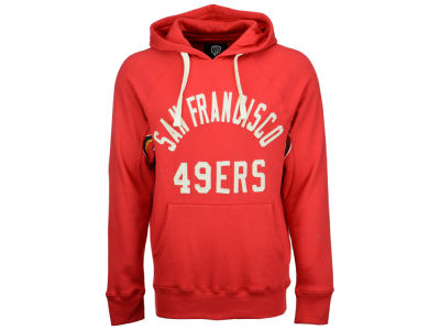 San Francisco 49ers GIII NFL Men's Hands High Motion Pull Over Hoodie