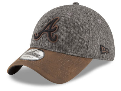 Atlanta Braves New Era MLB Butter Tweed 9TWENTY Cap