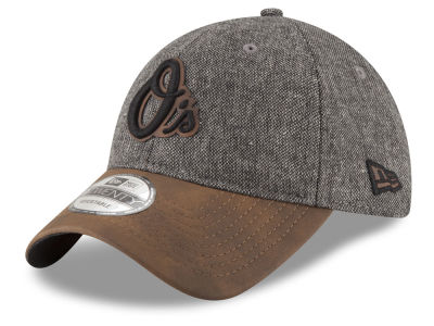Baltimore Orioles New Era MLB Butter Tweed 9TWENTY Cap