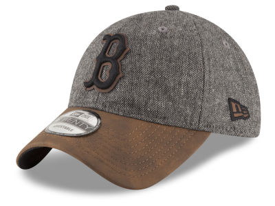 Boston Red Sox New Era MLB Butter Tweed 9TWENTY Cap