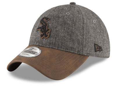 Chicago White Sox New Era MLB Butter Tweed 9TWENTY Cap