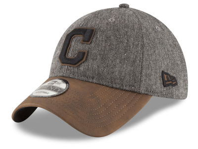 Cleveland Indians New Era MLB Butter Tweed 9TWENTY Cap