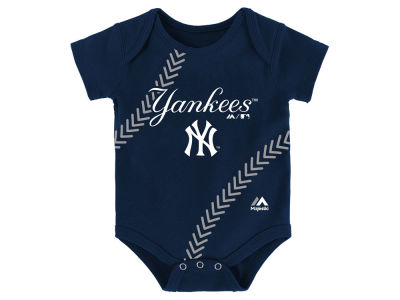 New York Yankees MLB Newborn Fan Creeper