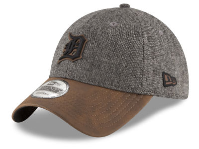 Detroit Tigers New Era MLB Butter Tweed 9TWENTY Cap