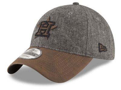 Houston Astros New Era MLB Butter Tweed 9TWENTY Cap