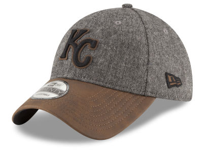 Kansas City Royals New Era MLB Butter Tweed 9TWENTY Cap