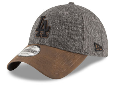 Los Angeles Dodgers New Era MLB Butter Tweed 9TWENTY Cap