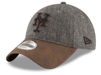New York Mets New Era MLB Butter Tweed 9TWENTY Cap
