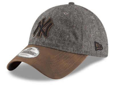 New York Yankees New Era MLB Butter Tweed 9TWENTY Cap