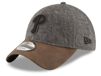 Philadelphia Phillies New Era MLB Butter Tweed 9TWENTY Cap