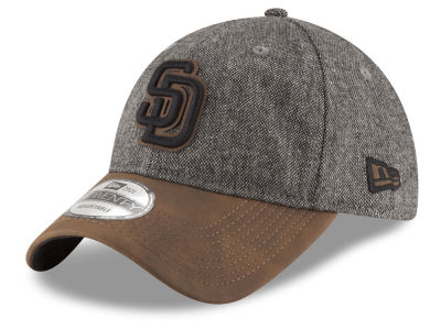 San Diego Padres New Era MLB Butter Tweed 9TWENTY Cap