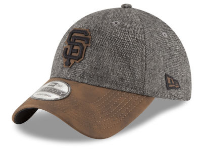 San Francisco Giants New Era MLB Butter Tweed 9TWENTY Cap