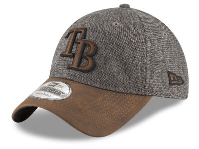 Tampa Bay Rays New Era MLB Butter Tweed 9TWENTY Cap