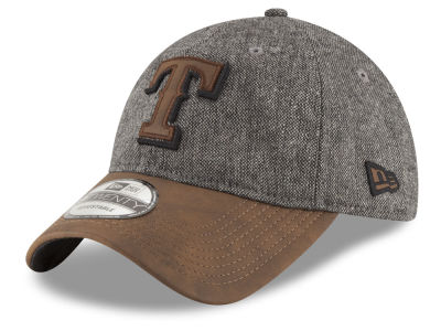 Texas Rangers New Era MLB Butter Tweed 9TWENTY Cap